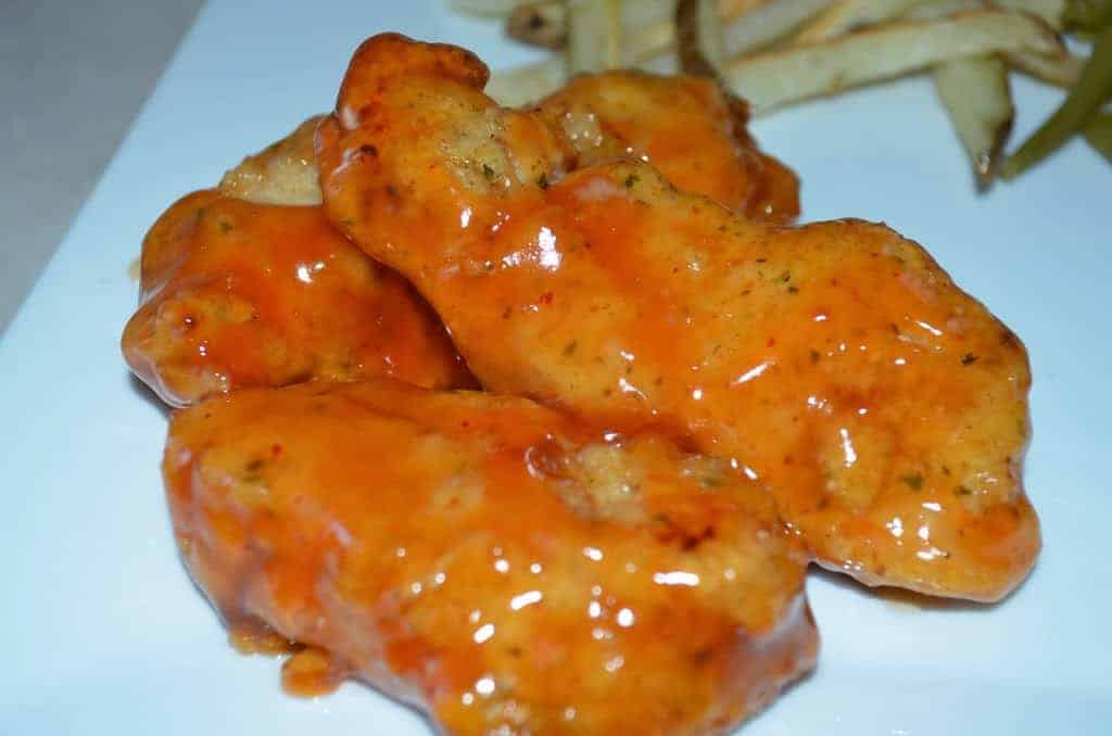 Copy Cat Chili's Honey Chiptole Chicken Crispers