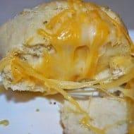 Cheesy Garlic Pull Apart Loaf