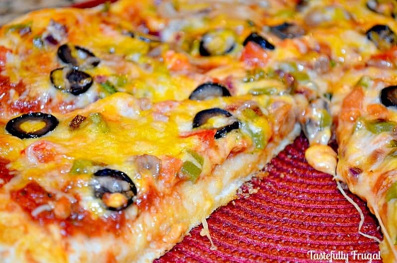 A Carnivore's Take on The Veggie Pizza