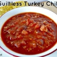 Guiltless Turkey Chili