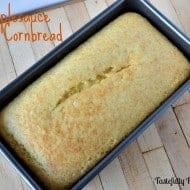 Applesauce Cornbread and The Tasty Tuesdays Link Party