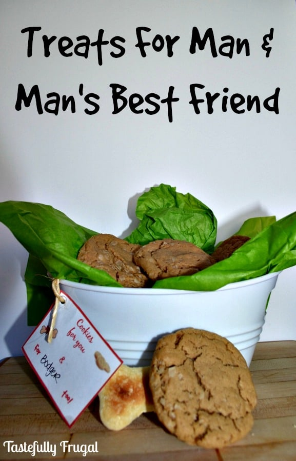 Treats for Man & Man's Best Friend