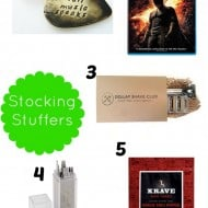 Christmas Gift Guide For The Gents