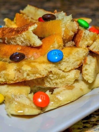 12 Frugal Days of Christmas Day 6: Buddy The Elf's Pancake Spaghetti