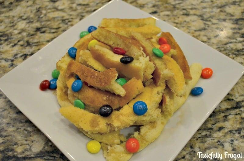2 Frugal Days of Christmas Day 6: Buddy The Elf's Pancake Spaghetti