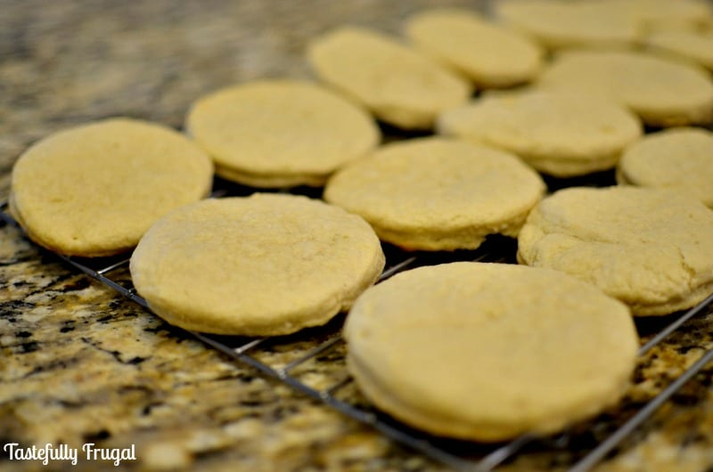 Light & Soft (Healthy) Sugar Cookies