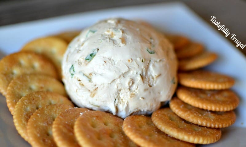3 Ingredient Green Onion Cheese Ball: A Quick and Easy Gourmet Treat