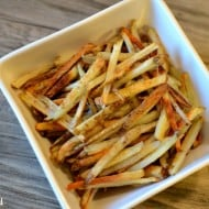 How To Cut Perfect French Fries and CopyCat SmashBurger Fries