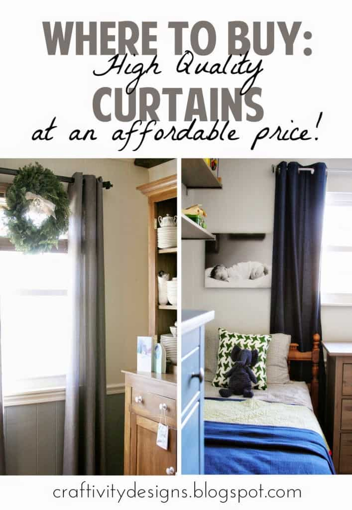 Where To Buy Affordable Curtains