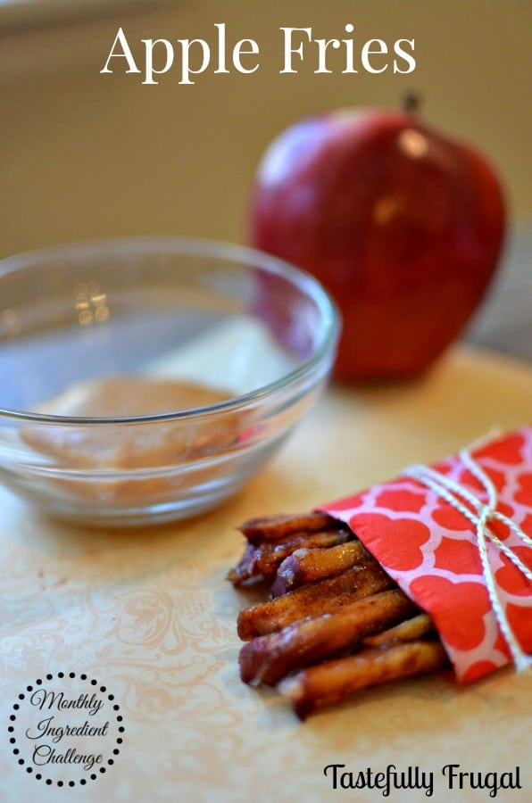 Apple Fries: A Healthy Alternative To French Fries