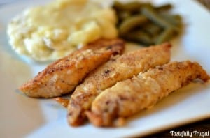 UBC: Utah Baked Chicken If you like KFC you will LOVE this Healthier version!