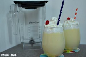 Copy Cat Dole Whip & Blendtec Giveaway