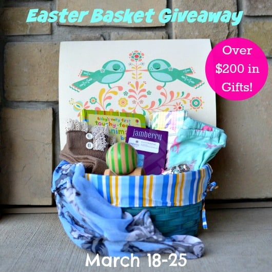 10 Fun & Unique Easter Basket Ideas + a GIVEAWAY