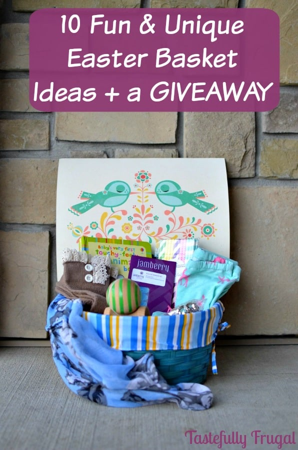 fun giveaway ideas 10 fun unique easter basket ideas and giveaway 9077
