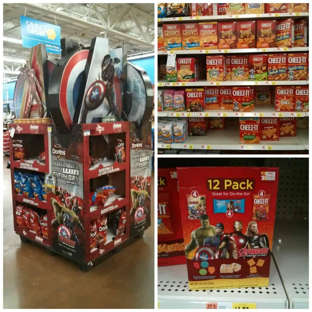 Avengers-Food-Store