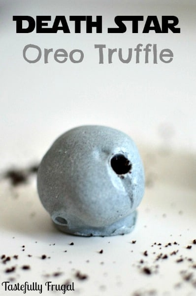 Death Star Oreo Truffles: A creamy, chocolate treat every Star Wars fan is sure to love!