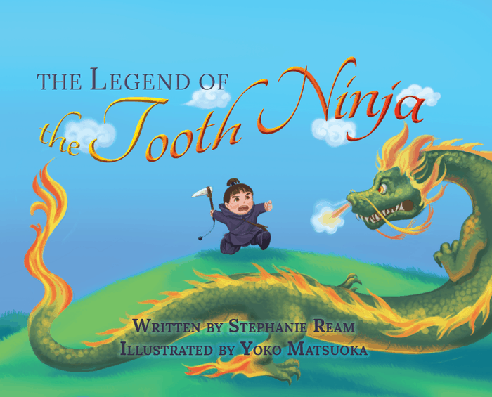 The Tooth Ninja: An Alternative To The Tooth Fairy {AND Giveaway}