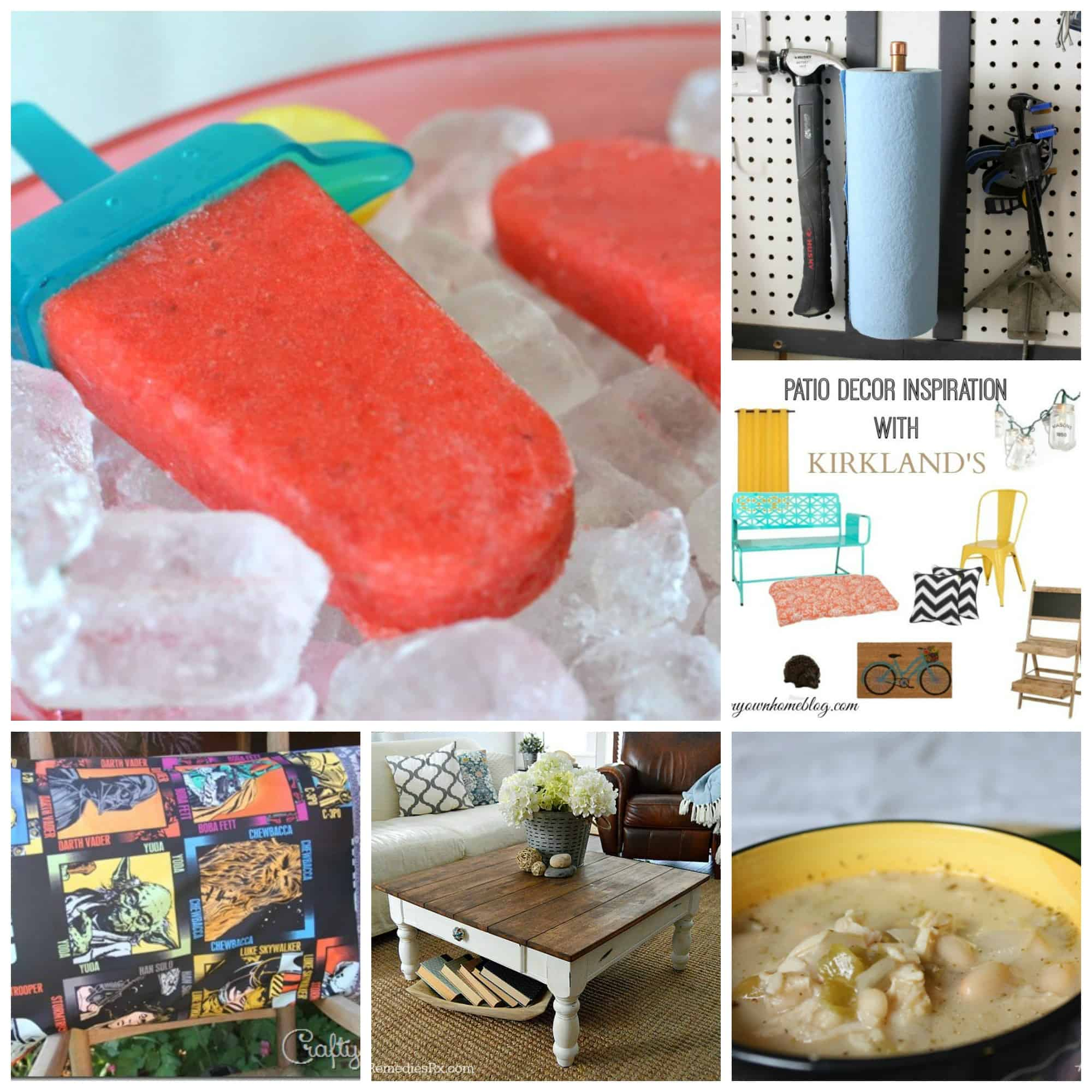 Talented Tuesday #30 Hostess Projects