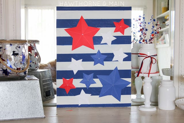 4th of july star sign 3