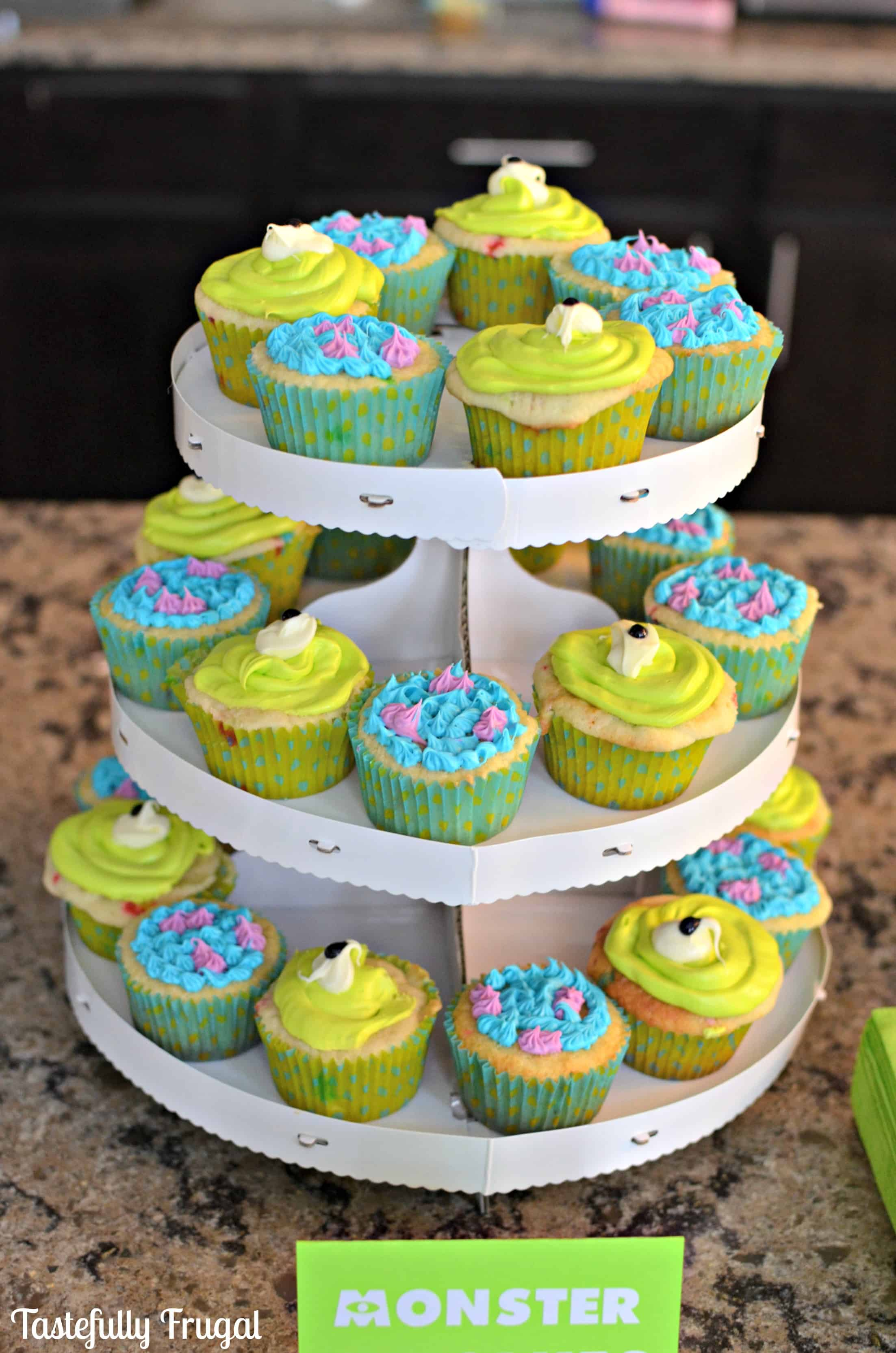 Monsters University Party Tastefullyfrugalorg