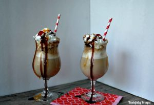 The Ultimate Root Beer Float www.tastefullyfrugal.org