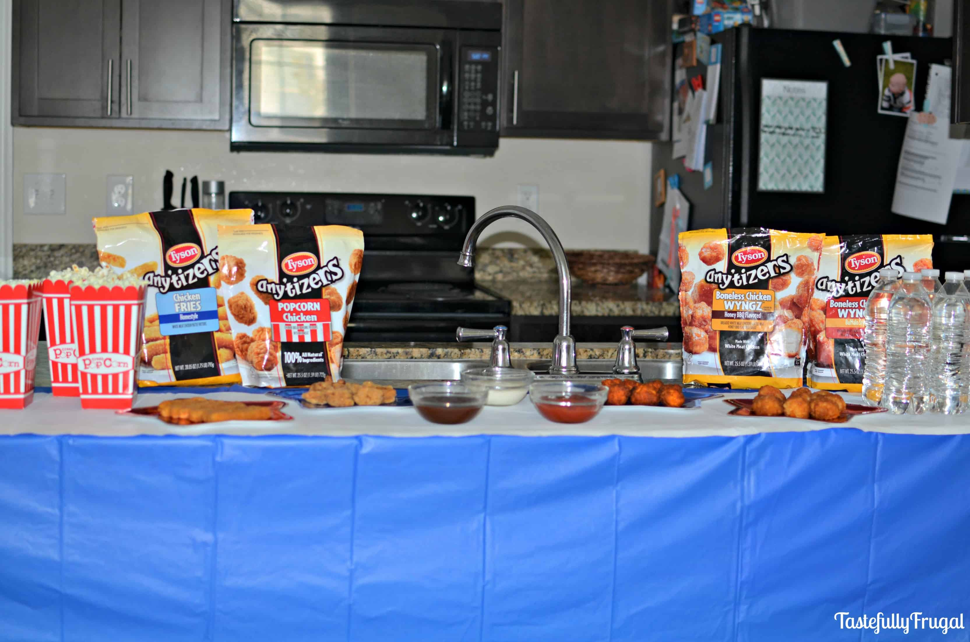 #Ad How To Throw A Movie Party For All Ages