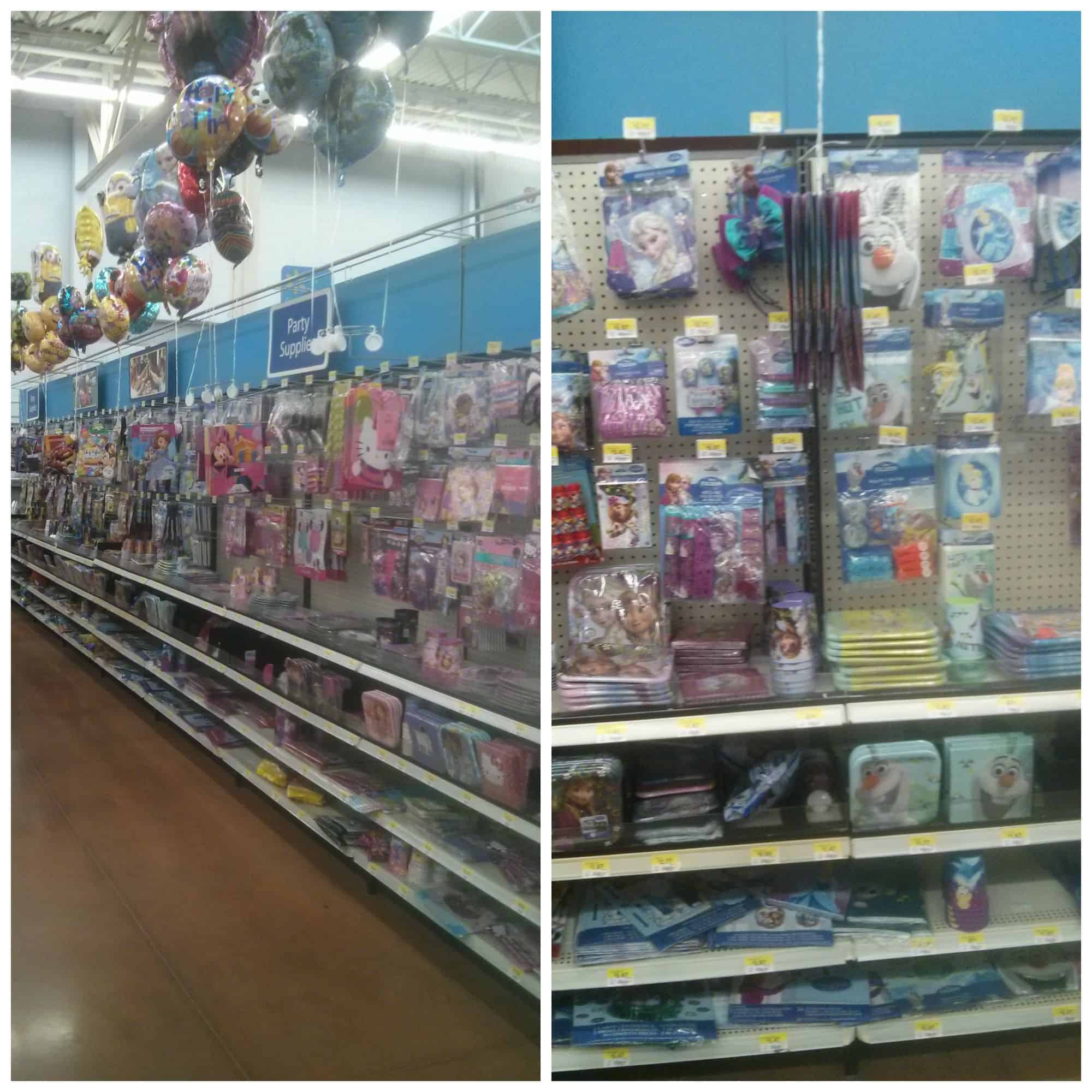 Frozen Party Decorations Walmart Unique Birthday Party Ideas And