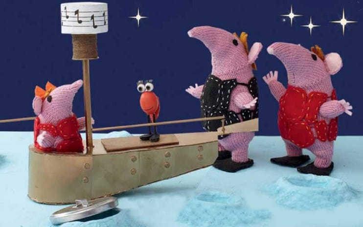 Clangers: Your Kids' New Favorite Show #ad #SproutClangers