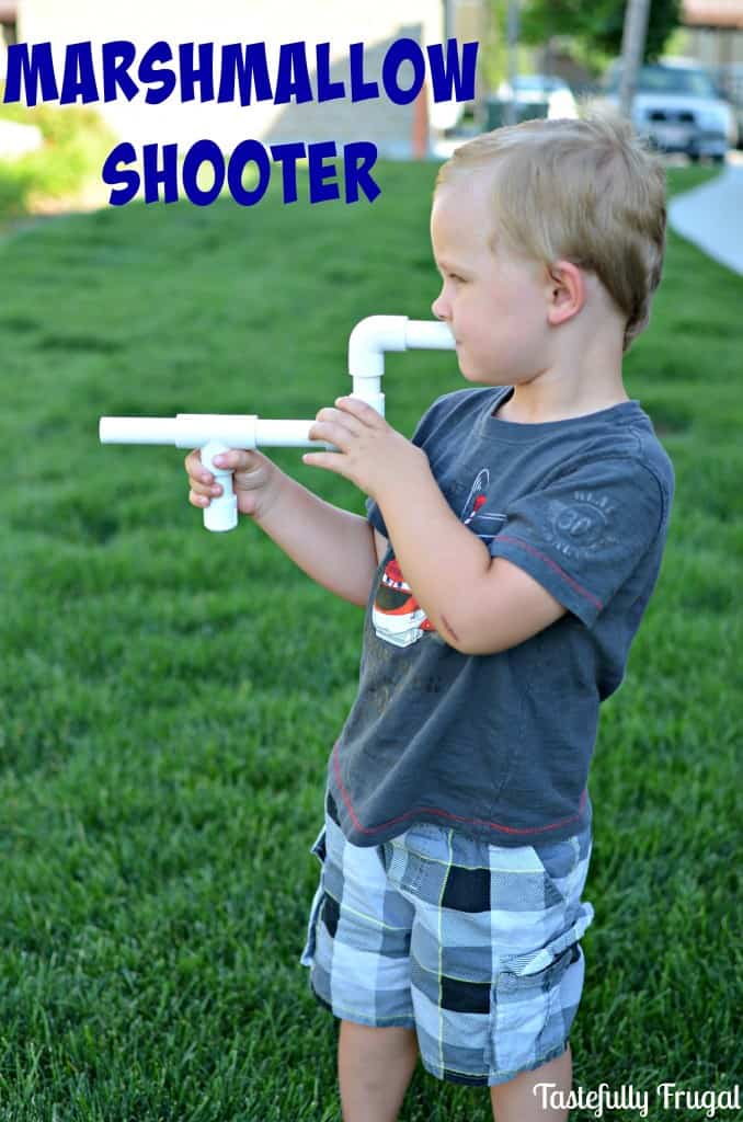 Marshmallow Shooter: Tastefully Frugal for Creative Ramblings