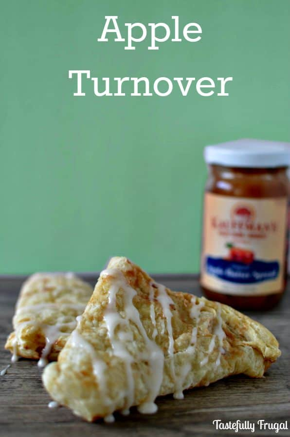 Apple Turnovers  #sponsored #KauffmansFruitFarm