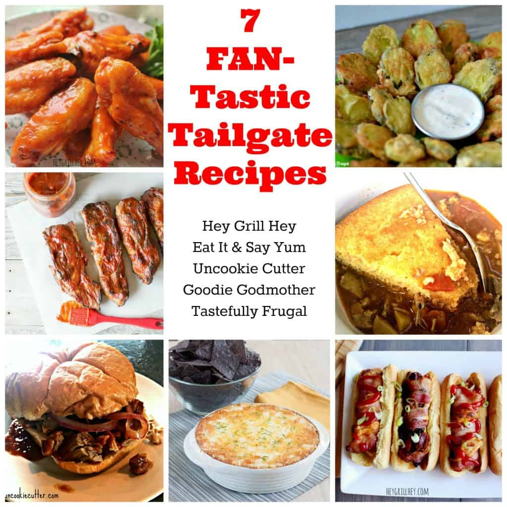 7 Fantastic Tailgate Recipes