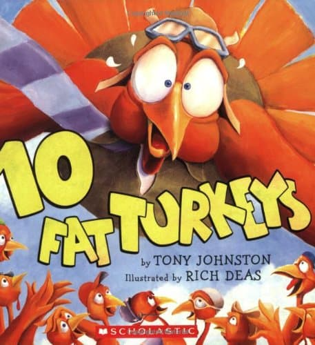 15 of The Best Children's Books for Thanksgiving | Tastefully Frugal