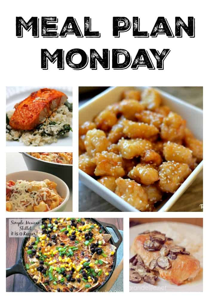 Meal Plan Monday | Tastefully Frugal