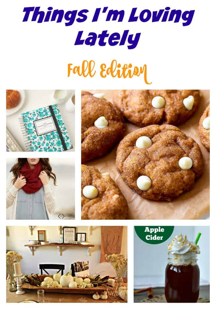 Things I'm Loving Lately: Fall Edition | Tastefully Frugal