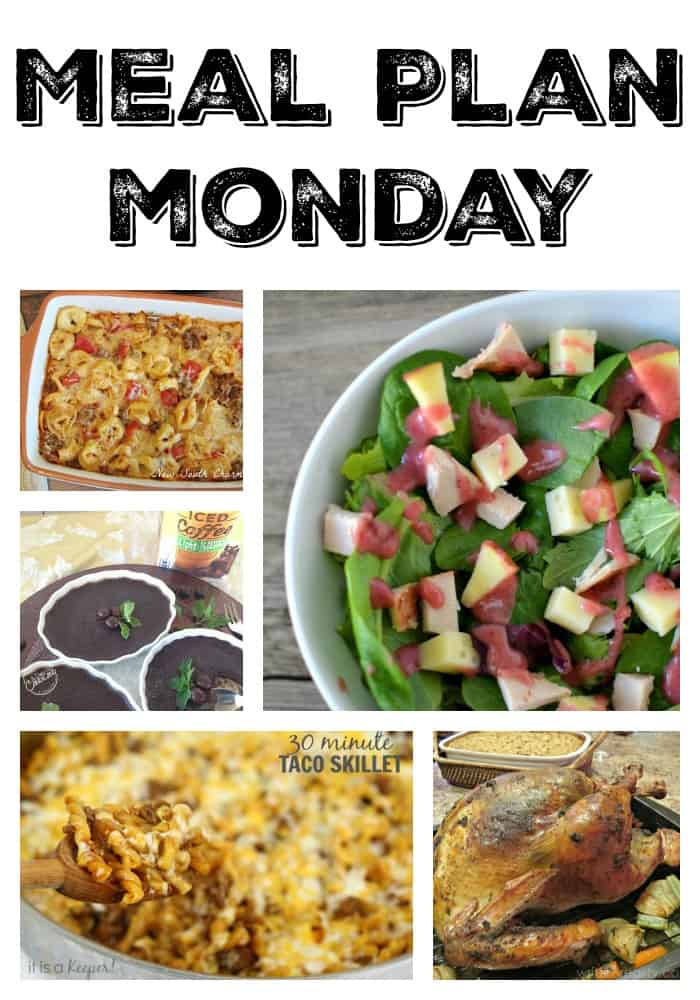 Meal Plan Monday #5 |Tastefully Frugal