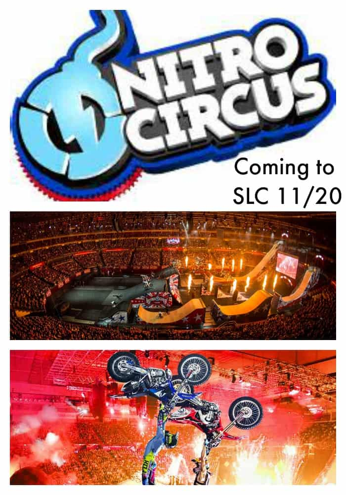 Nitro Circus Coming To Salt Lake Friday, November 20th