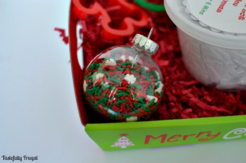 Cookie Decorating Kit Neighbor Gift Idea | Tastefully Frugal