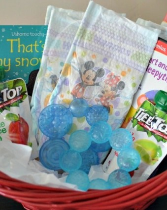 Gift Ideas For Infants and Babies   Tastefully Frugal #ad #MyHuggiesBaby