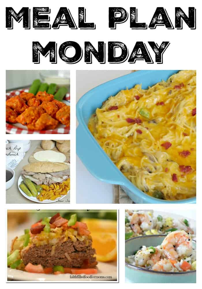 Meal Plan Monday #9 | Tastefully Frugal