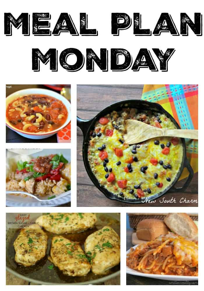 Meal Plan Monday #7