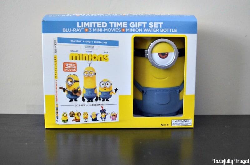 Minion Party Punch   Tastefully Frugal ad #MinionsMovieNight #CollectiveBias