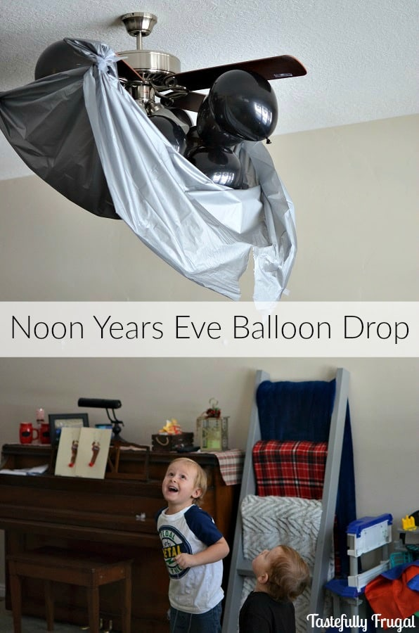 New Years Celebrations for Kids | Tastefully Frugal