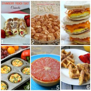 Start the New Year with 30 Days of Breakfast Ideas | Tastefully Frugal