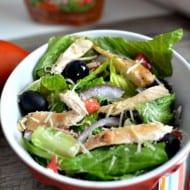 AD Italian Style Chicken Salad
