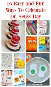 16 Easy & Fun Ways To Celebrate Dr. Seuss Day | Tastefully Frugal