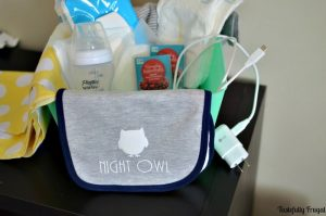Have these 10 items by your side at feeding time to make life a little easier | Tastefully Frugal AD #NurseryMusts #CollectiveBias