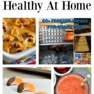 5 Easy Ways To Eat Healthy at Home