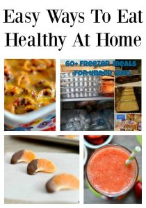 5 Easy and Affordable Ways To Eat Healthy At Home   Tastefully Frugal
