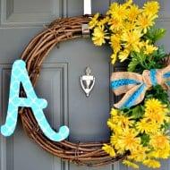 Light & Bright DIY Wreath