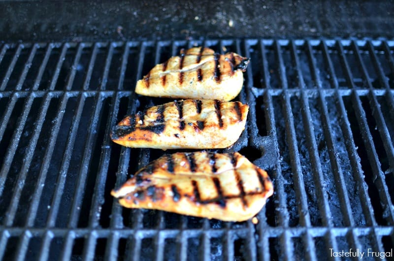 Grilled Honey Citrus Chicken Tacos: A Sweet & Tangy Meal The Whole Family Will Love | Tastefully Frugal ad #BestSummerBBQ